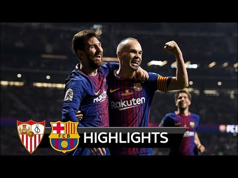SEV 0-5 BAR - All Goals & Extended Highlights - 21/04/2018 HD 1080p