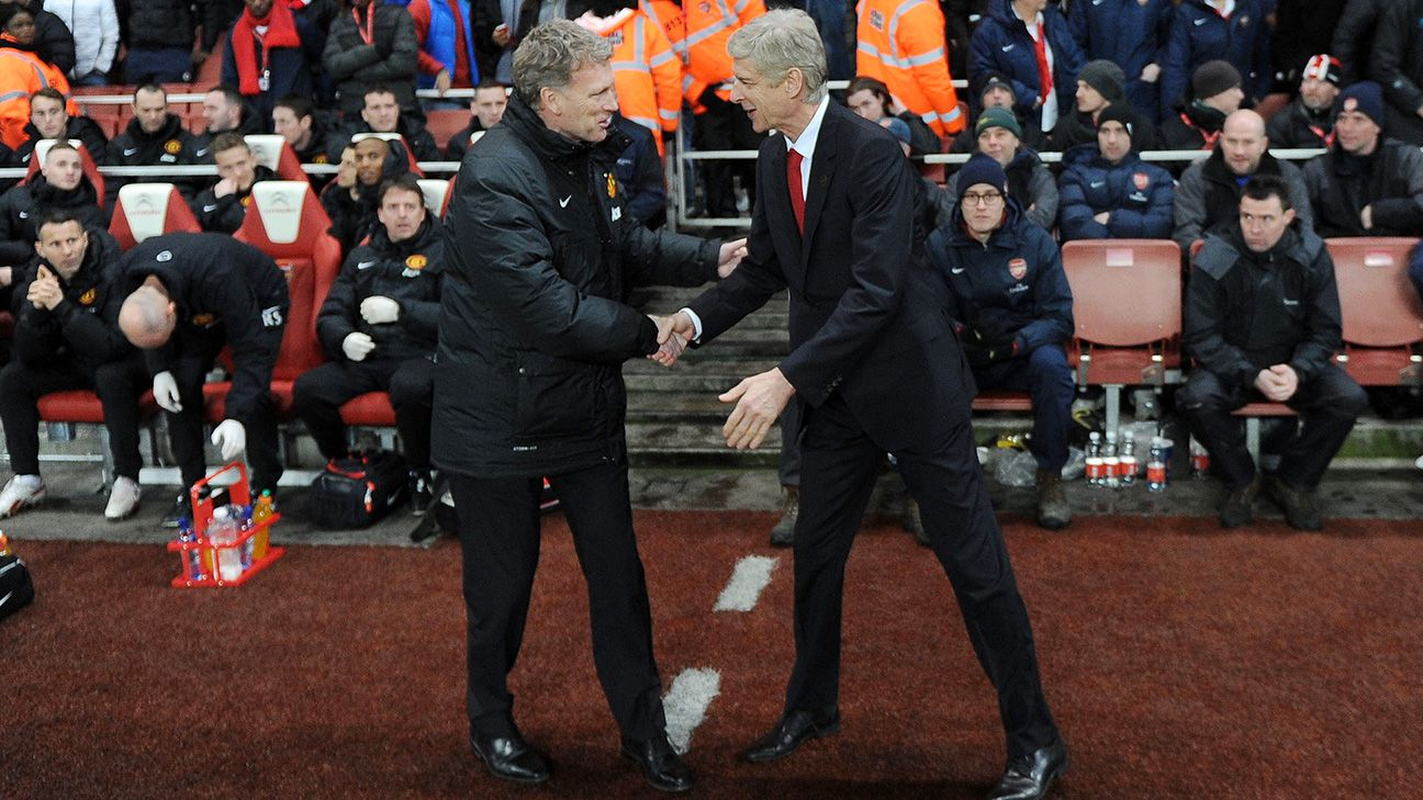 Moyes expects Arsenal players to 'be up for it' after Wenger announcement