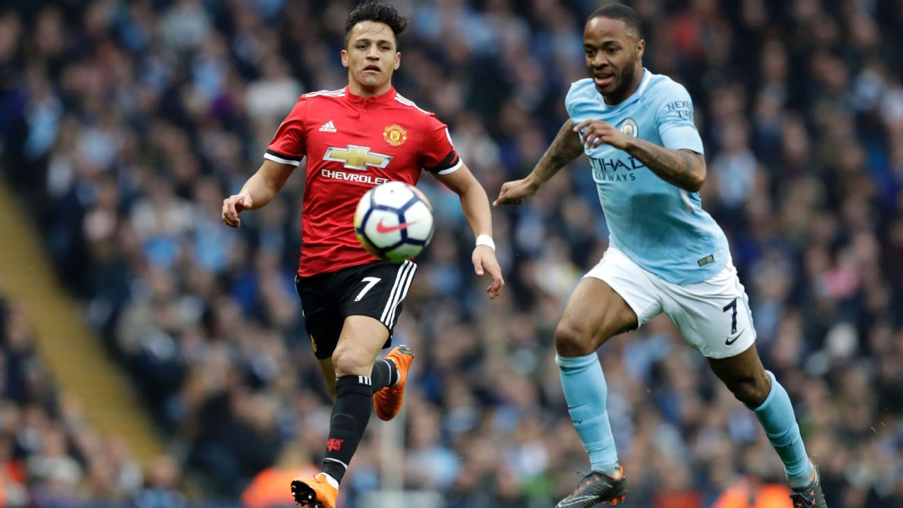 Manchester City's Raheem Sterling: I am trying to be more efficient and clinical