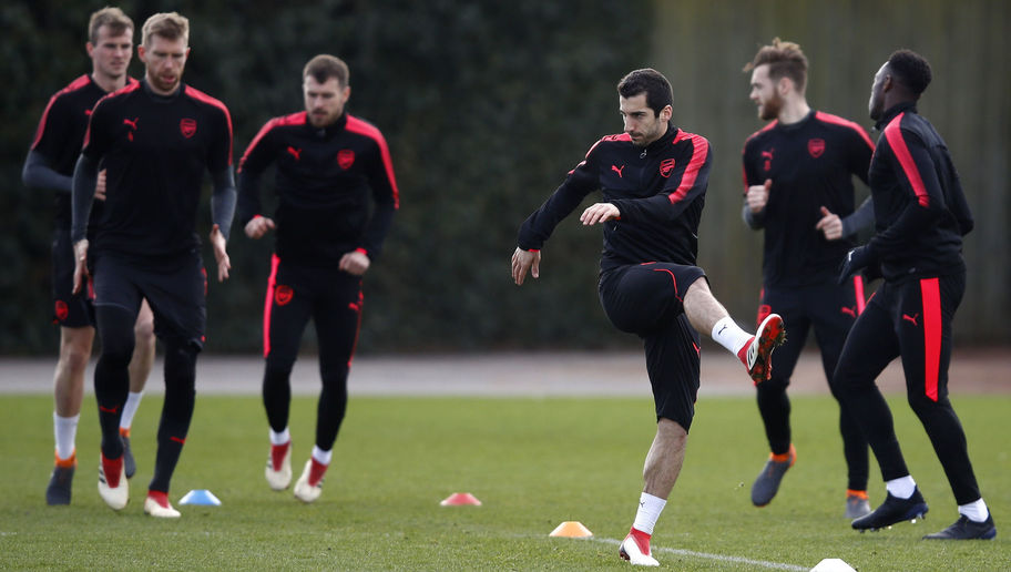 Arsenal Handed Huge Boost Ahead of Europa League Semi-Final as Key Man Returns to Training