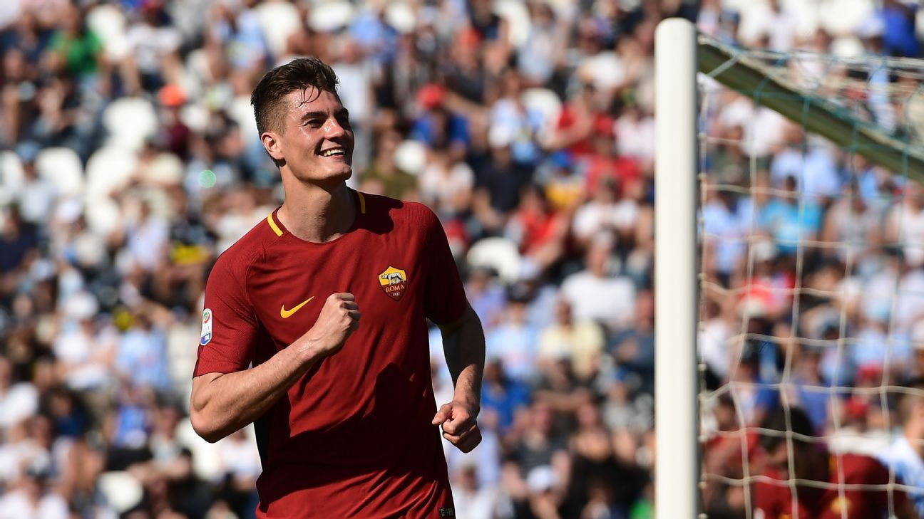 Roma rout SPAL before Champions League semis, Schick earns 7/10