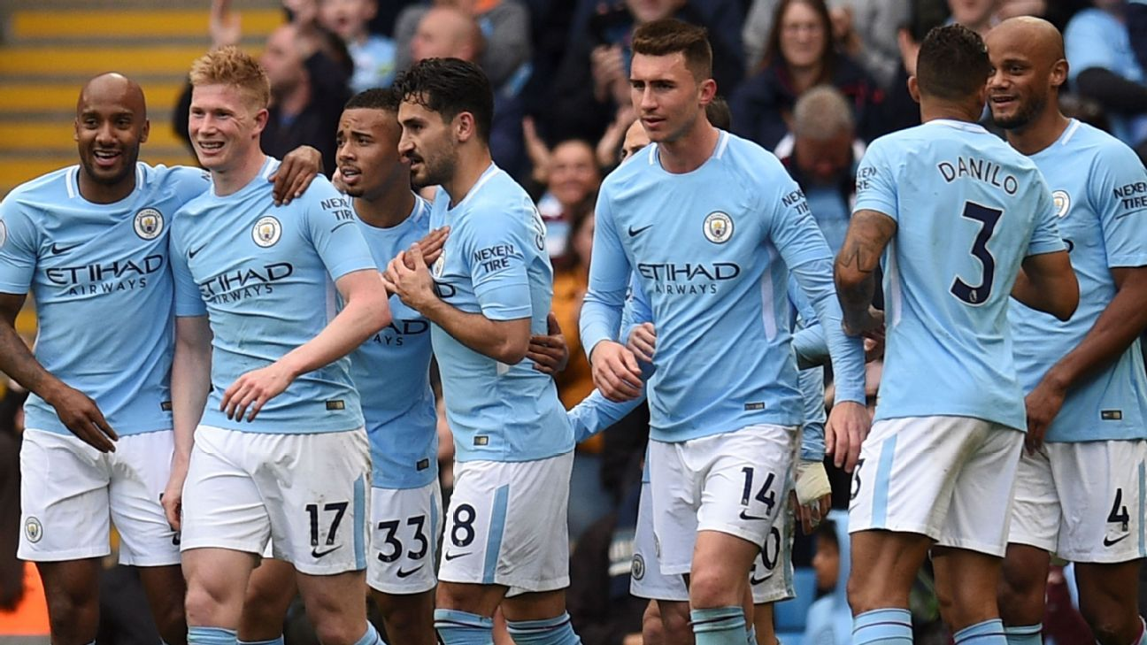 Manchester City, Arsenal cruise to victory; Stoke edge closer to relegation