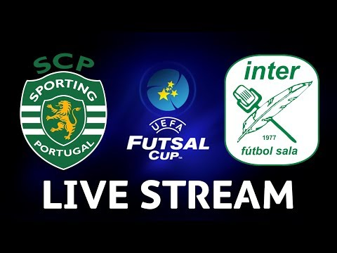 Sporting CP vs. Inter: UEFA Futsal Cup FINAL LIVE!