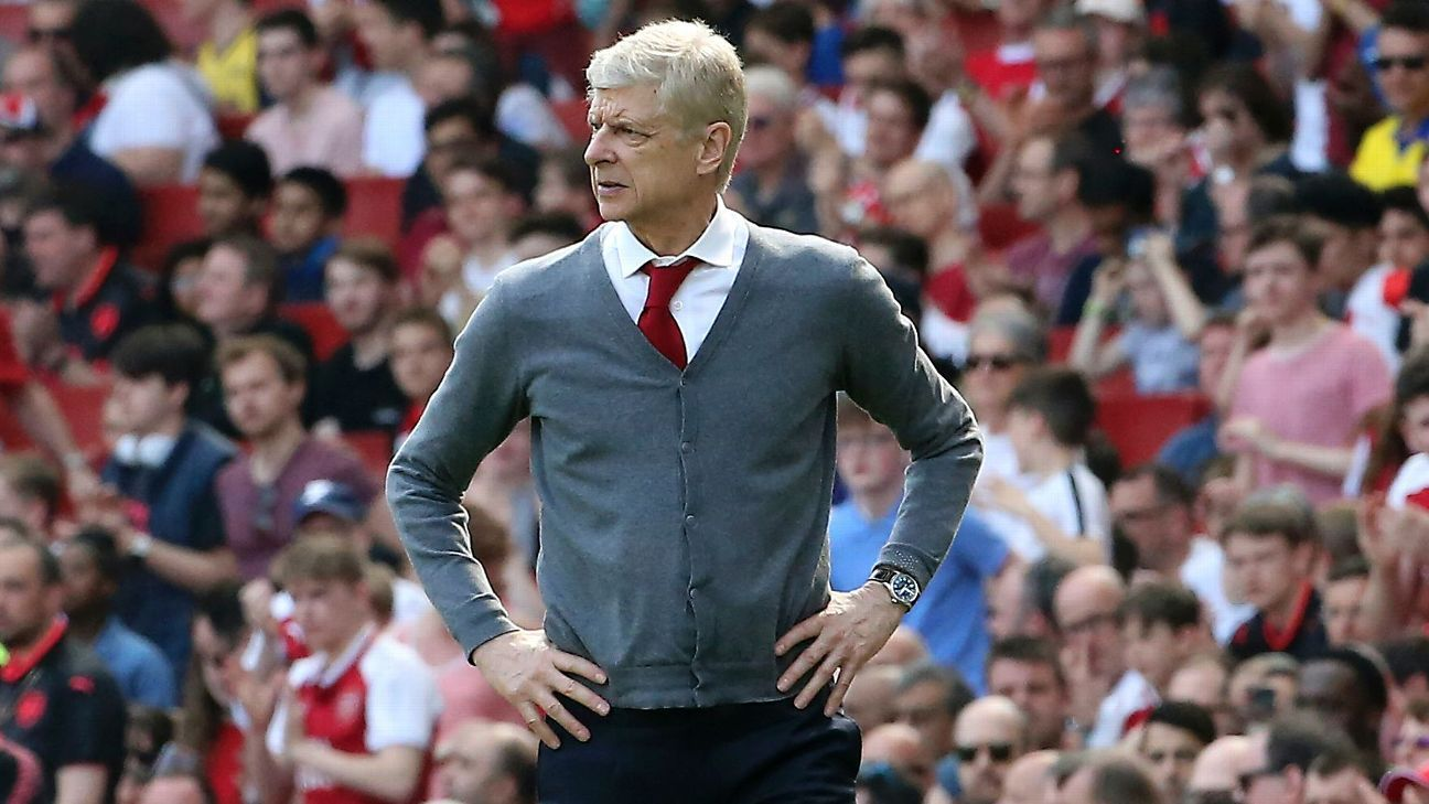 Arsenal's Arsene Wenger won't rule out managerial return