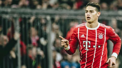 James to show Real Madrid what they're missing Ronaldo and Co. beware: James is in-form and über-motivated ahead of the teams' meetings. vor 2 Stunden