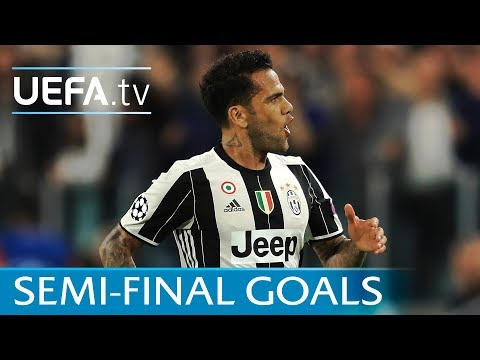 Messi, Robben, Raúl: Ten great semi-final goals