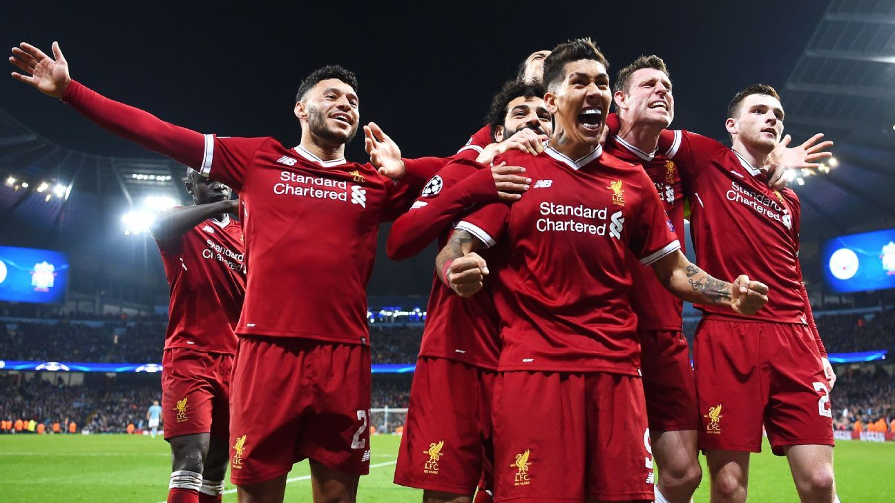Liverpool back in the Champions League big time as tough Roma test looms
