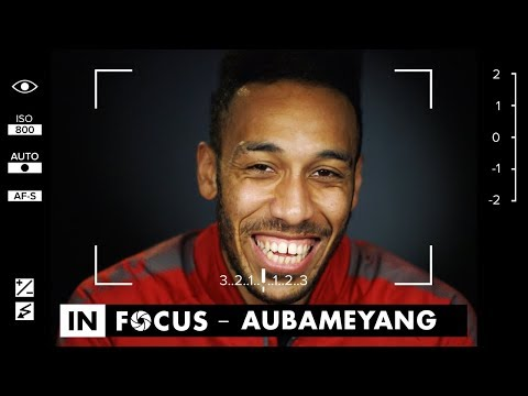 Pierre-Emerick Aubameyang: 'Wearing the shirt means a lot'
