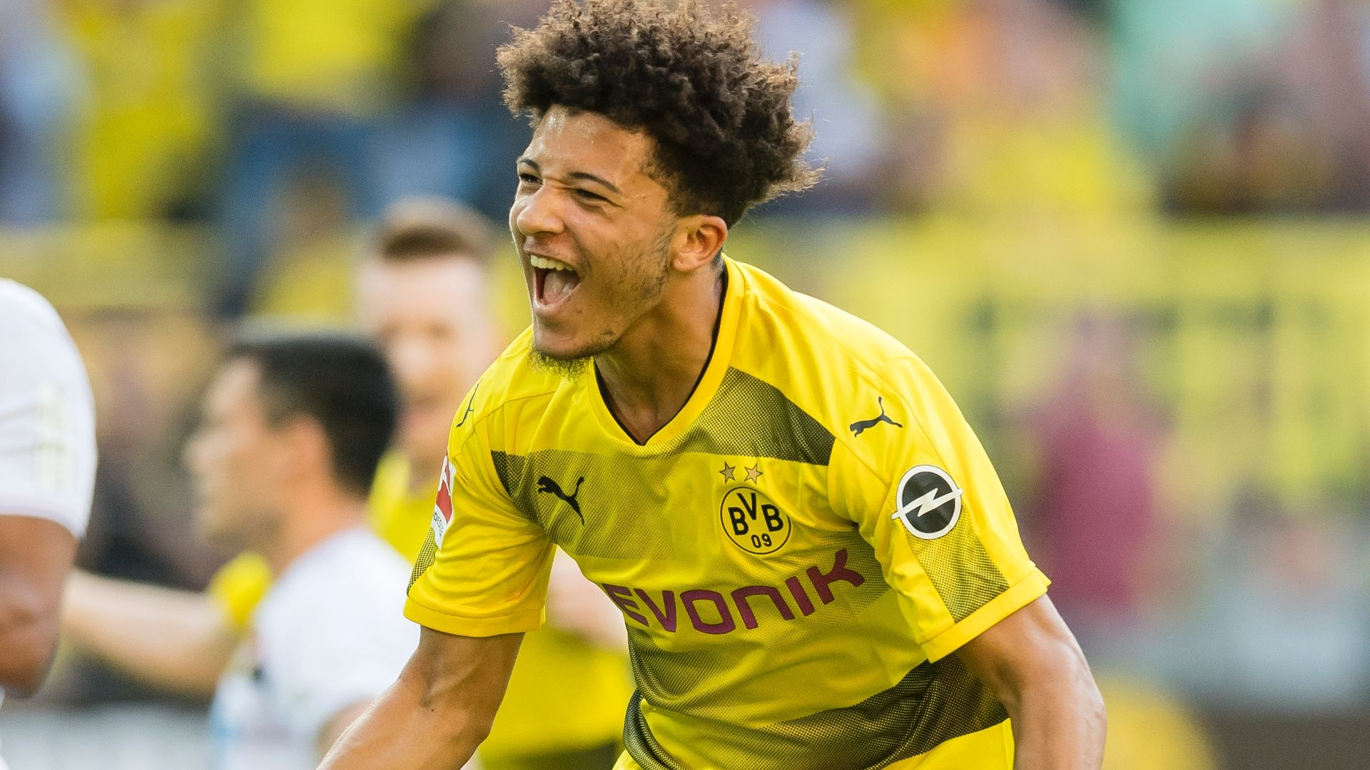 Sancho is better than me at 18 - Reus