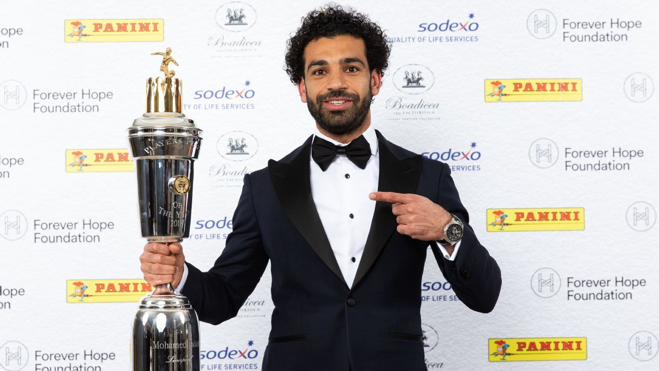 Liverpool's Jurgen Klopp: Mohamed Salah winning Player of the Year 'a nice boost' for his career