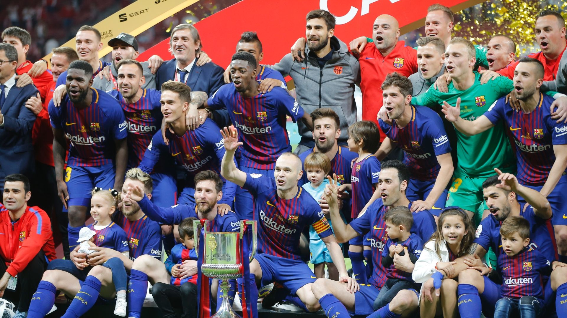 Iniesta's show-stealing Copa del Rey final tops Power Ranking