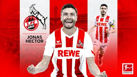 Hector signs new Cologne deal The Germany international has committed his future to the club, despite their impending relegation. vor 2 Stunden