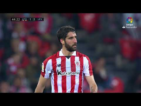 Golazo de Bardhi (1-2) Athletic Club vs Levante UD