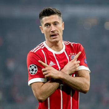 REAL MADRID - One possible way to LEWANDOWSKI