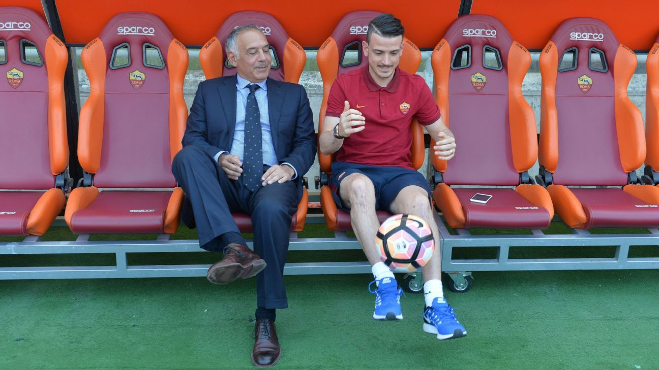 Exclusive: Roma owner James Pallotta talks Champions League, Serie A and Mo Salah