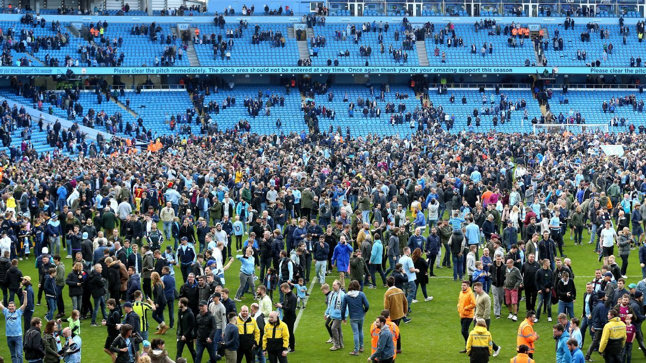 Manchester City right to escape punishment for pitch invasion