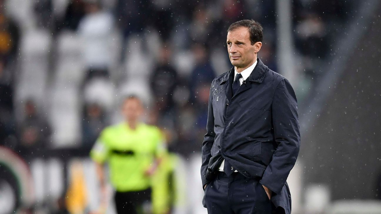 Juventus title win would be 'extraordinary' - Massimiliano Allegri