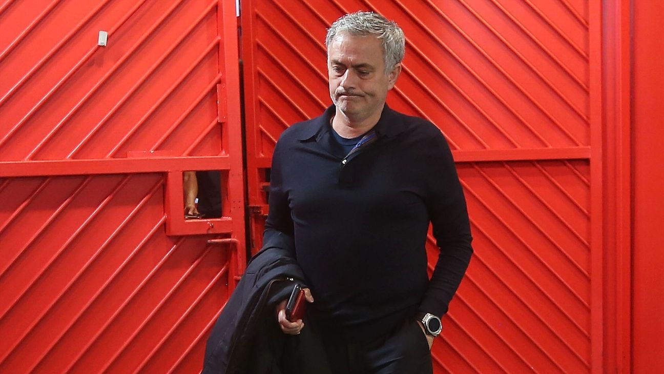 Manchester United's Jose Mourinho plays down talk of summer overhaul