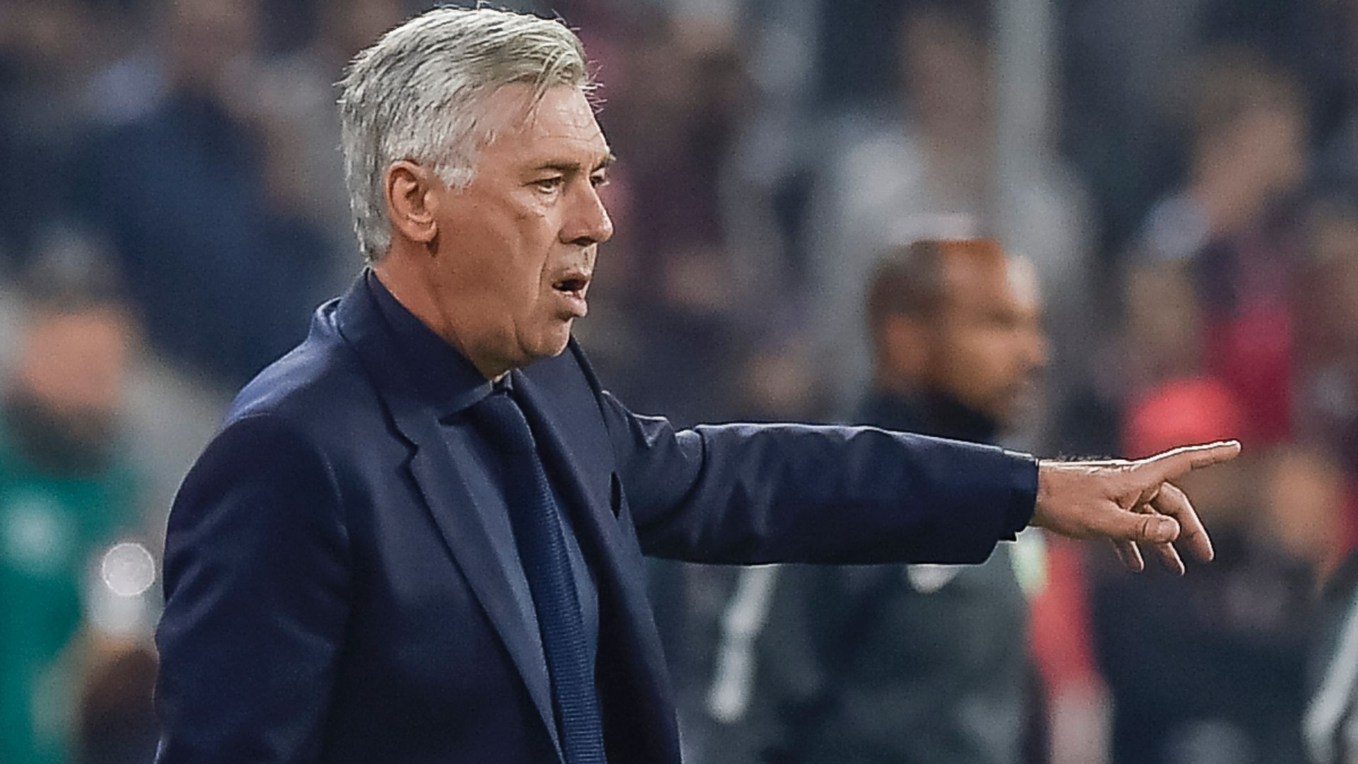 Ancelotti in talks to coach Italy - reports