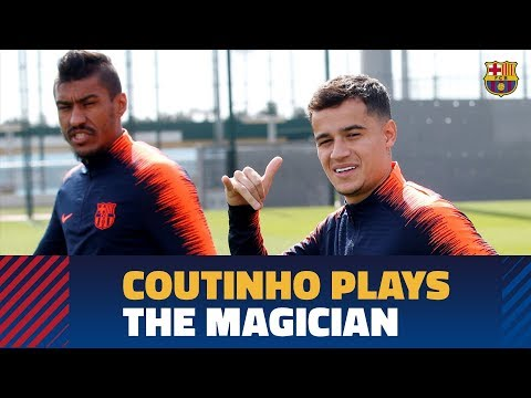MOVE OF THE WEEK #18: Coutinho's 'slight of foot!'