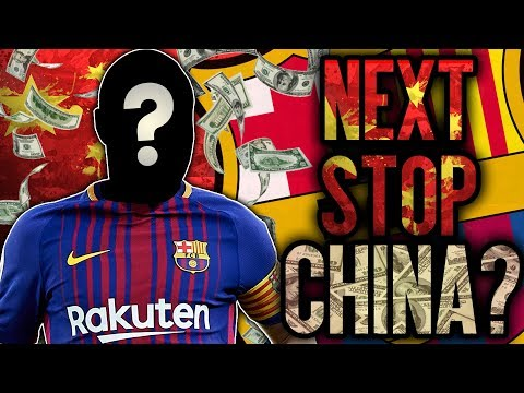 Barcelona Legend CONFIRMS Transfer To China?! | Futbol Mundial