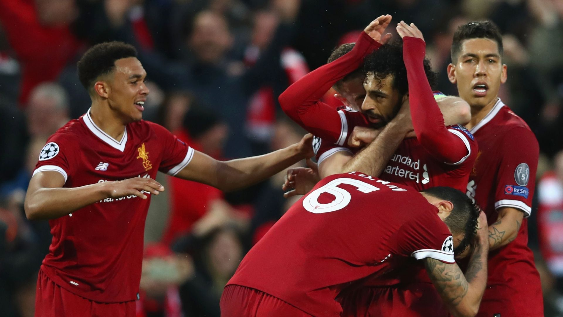 Liverpool will see off Roma, can beat Bayern or Madrid