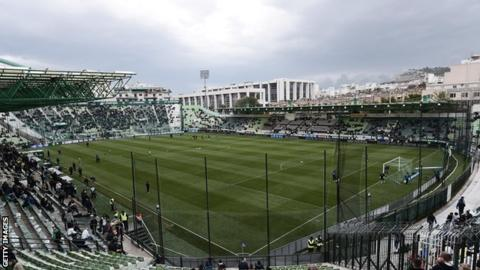 Panathinaikos given three-year ban from European competition