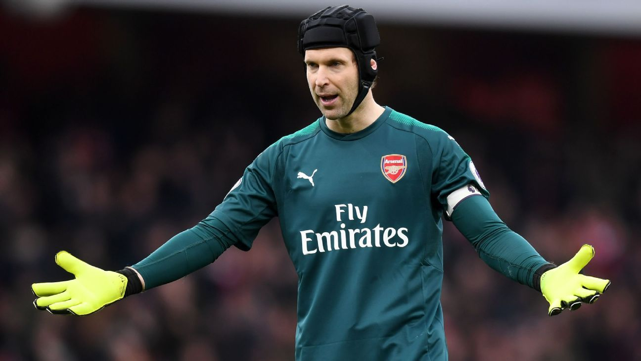 Arsenal must stick with Per Cech in Europa League - David Seaman