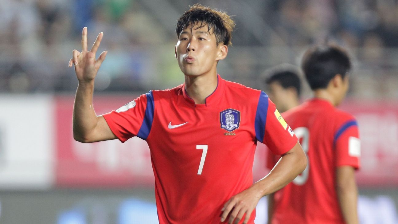 Image result for son heung min u17 korea