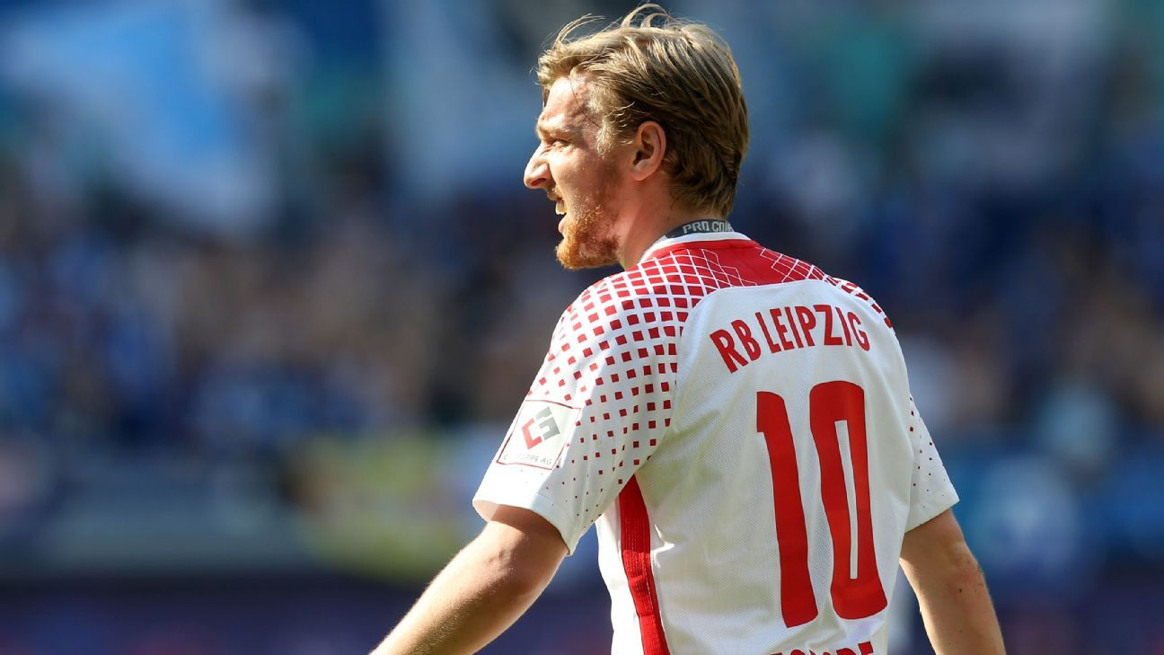 Suspension of RB Leipzig's Emil Forsberg is 'a scandal' - agent