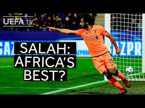 Is Salah Africa's Greatest?