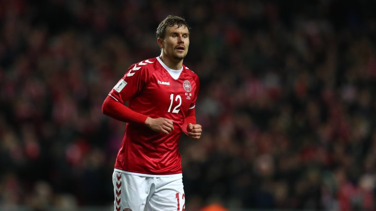 Bjelland makes his case for the Danish defence