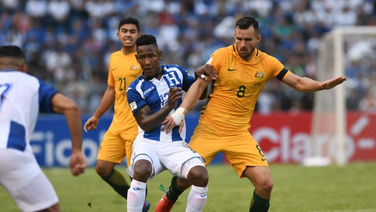 Bailey on the Wright path for Socceroos