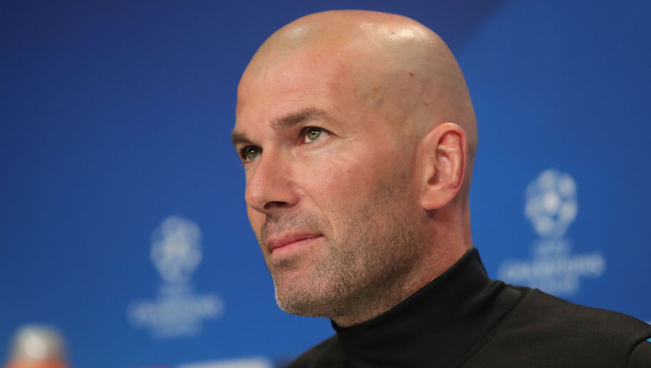 Zinedine Zidane Claims Madrid Won't Roll Over for Bayern During Expletive-Laden Press Conference