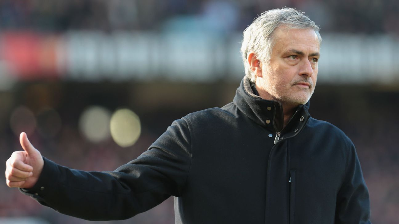 Jose Mourinho: Manchester United have evolved 'at almost every level'