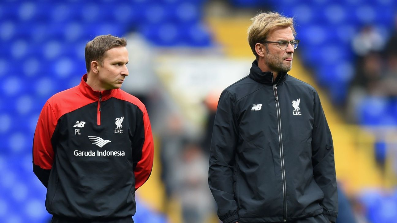 Former Liverpool assistant Pepijn Lijnders talks Reds, Klopp, new managerial career