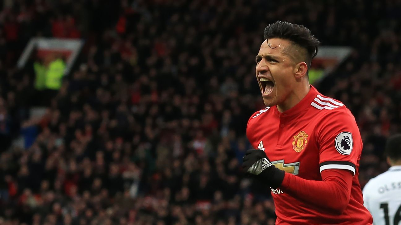 Man United's Alexis Sanchez 'still adapting' after January move from Arsenal