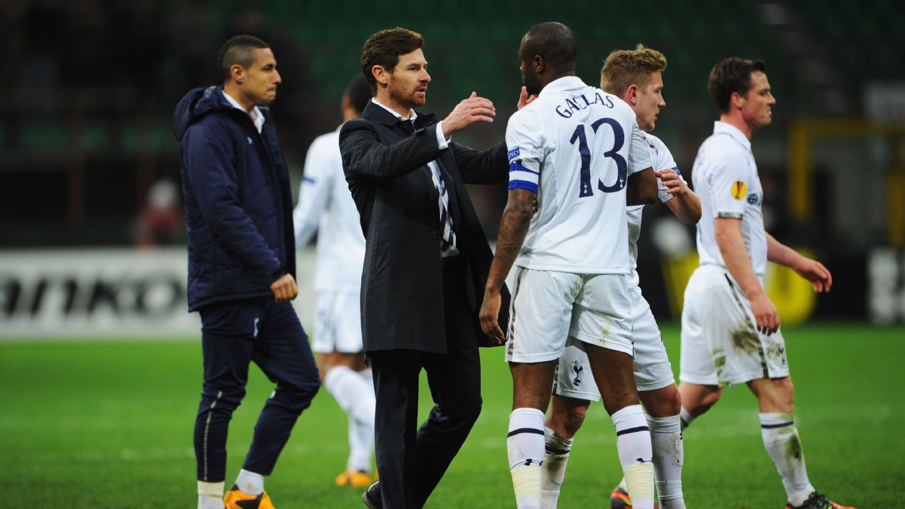 William Gallas: Andre Villas-Boas 'lacked balls' to say Spurs career was over