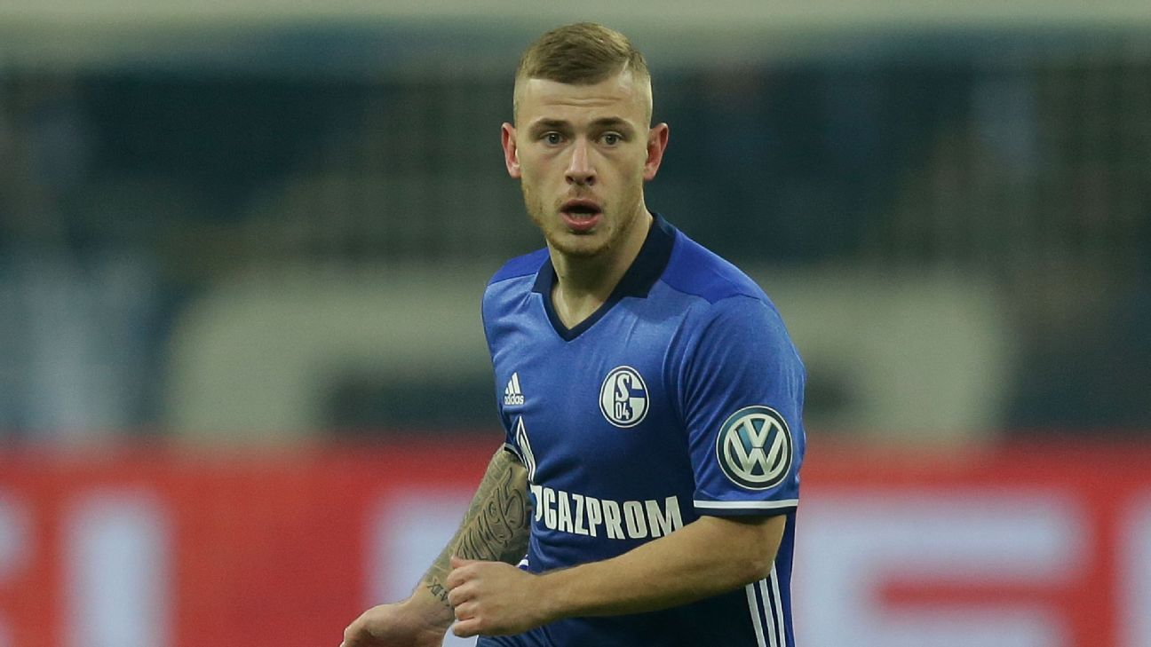 Schalke confirm Max Meyer to leave on free transfer in summer