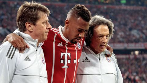 Boateng expected to miss rest of season Bayern Munich's Jerome Boateng is now in a race to be fit for the World Cup after a thigh injury... vor 2 Stunden