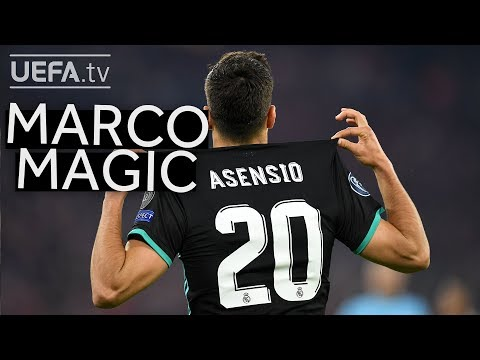 MARCO ASENSIO: A career in stunning goals