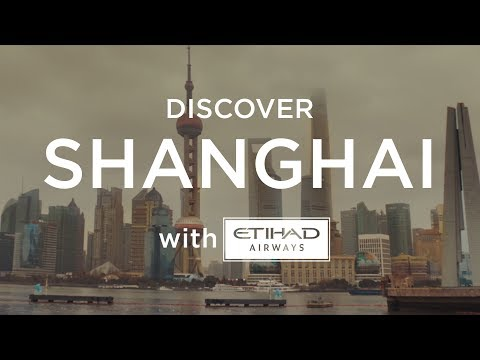 CITY2CITY | The Destinations | Shanghai |
