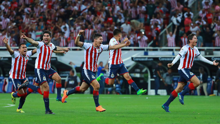 Chivas end continental drought, claim Club World Cup ticket