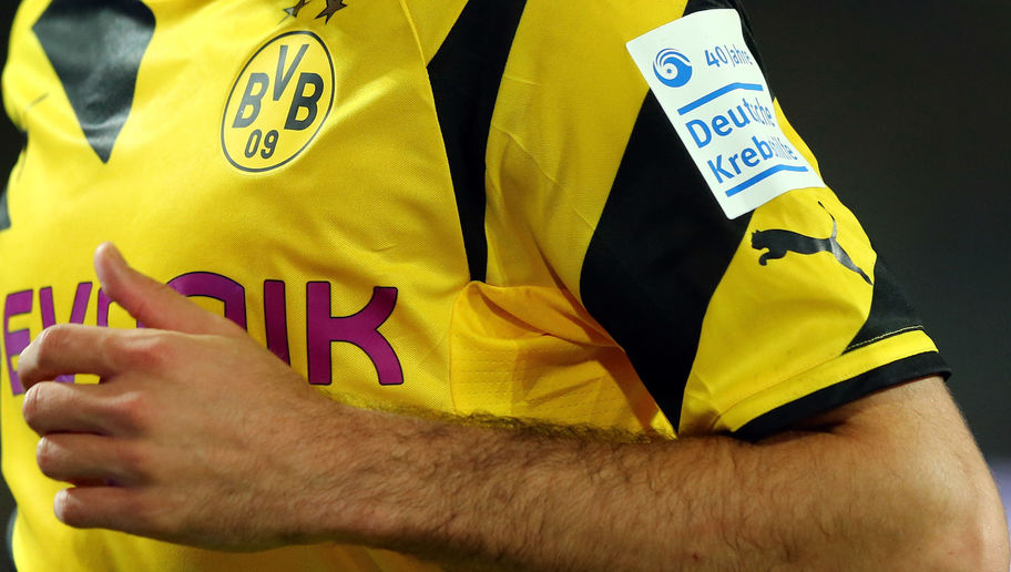 PHOTO: Borussia Dortmund's Potential Home Kit for 2018/19 Season Leaked Online
