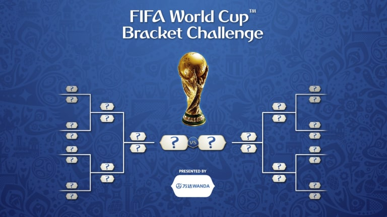 Take the FIFA World Cup Bracket Challenge