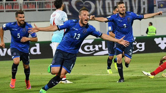Hopes rising after Kosovo's ranking climb