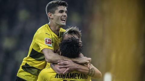 Pulisic and Dortmund to face LAFC BVB have set the date for their friendly against the newly founded MLS franchise in LA in May. vor 2 Stunden