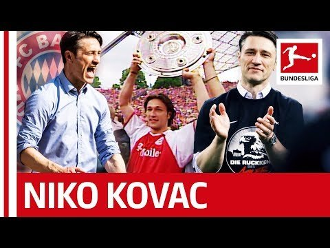 Niko Kovac – Who is Bayern's New Coach?