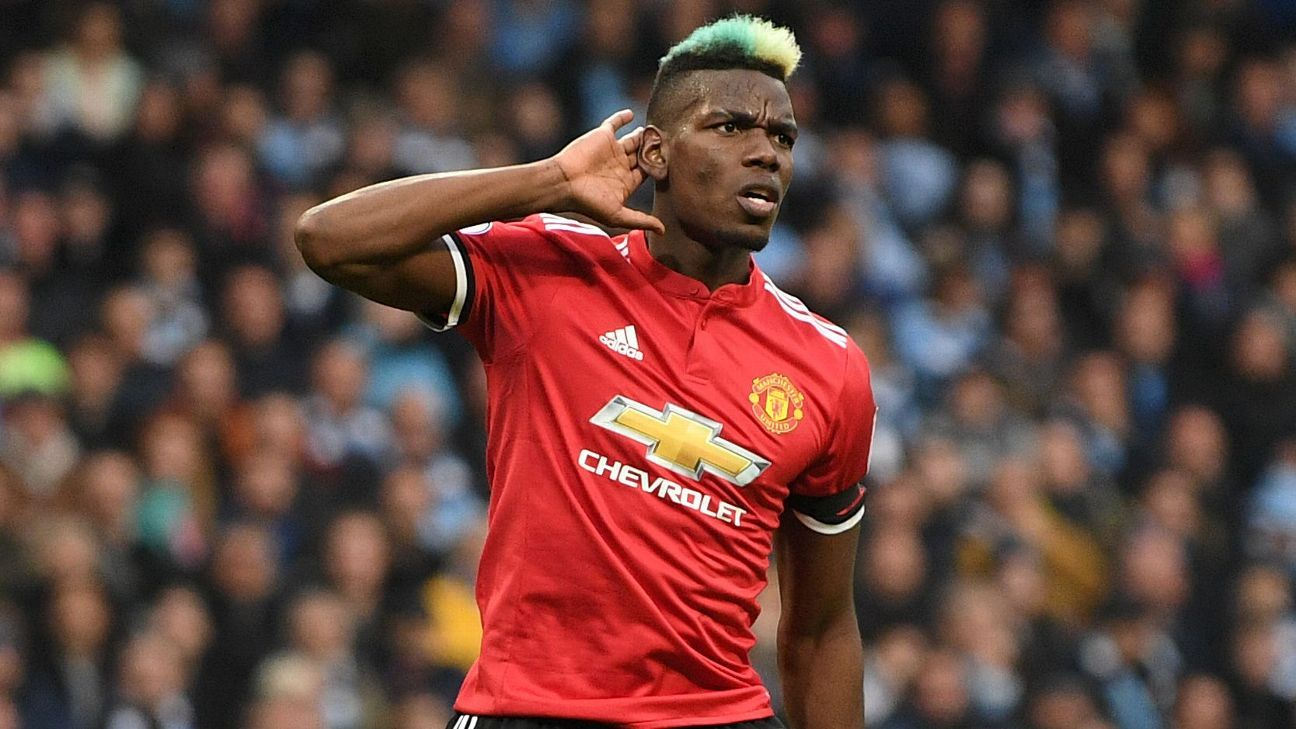 Paul Pogba: Paul Pogba: Manchester United Must Maintain High Standards