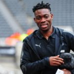 Newcastle United star Christian Atsu ruled out of Everton clash after a recurring knee injury